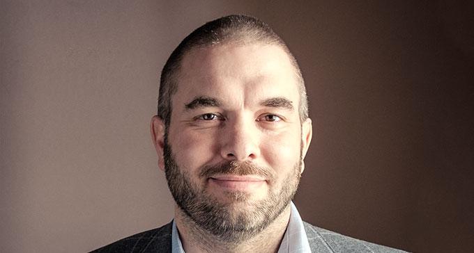 Museichef Daniel Wetterskog sitter i styrelsen för Svenska ICOM. Foto: Jonas André