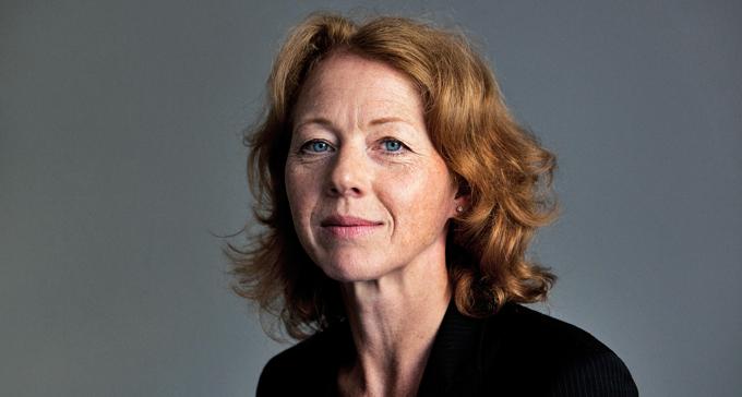 Musikverkets generaldirektör Stina Westerberg. Foto: Stefan Segolson